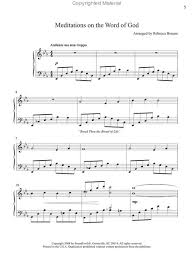 music sheet for keyboard