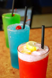 slush drinks