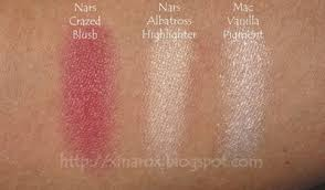 nars crazed blush