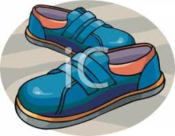 pair of shoes clip art
