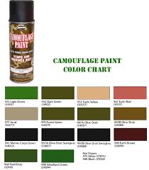 camouflage spray