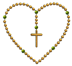 holy rosary beads