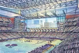 Vikings Stadium: The $64