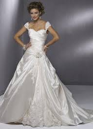 sweetheart wedding gowns