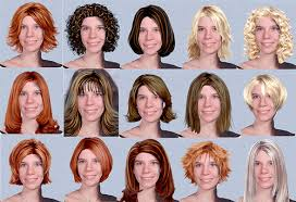 100 hairstyles