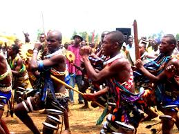 african rite of passage