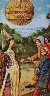 pre renaissance painting