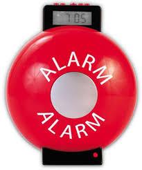 big alarm clocks