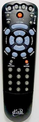 dish tv remote