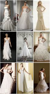 summer wedding dresses 2009