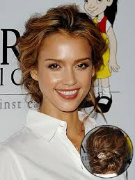 celebrity hairstyle updos