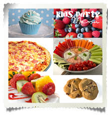 party food for toddlers