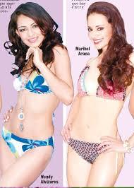 candidatas a miss guatemala 2009