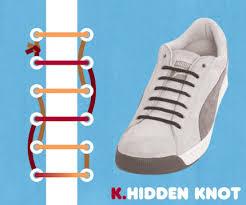 shoelace pattern