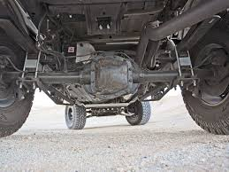 ford f150 rear differential