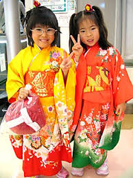 japanese girls in kimono