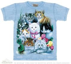 kittens t shirt