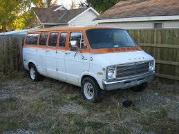 old dodge vans
