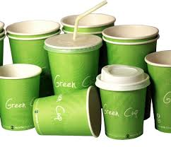 cups green