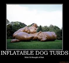 dog turds