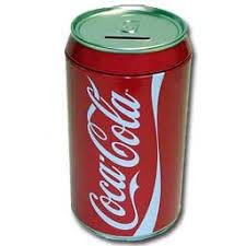 coke tins