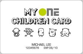 children card