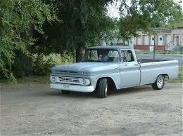 1962 chevrolet pickup