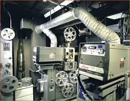 35mm film projectors