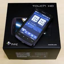new htc hd