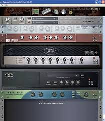 amplifier models