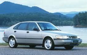 1996 saab 900 turbo