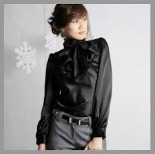blouse satin