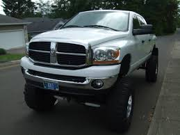 lifted dodge ram for sale