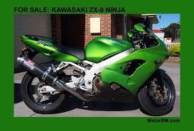 kawasaki zx9 ninja