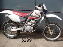 1996 honda xr 250