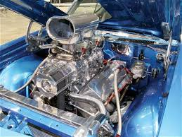 chevelle engines