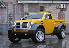 dodge concept truck
