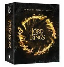 the lord of the rings bluray