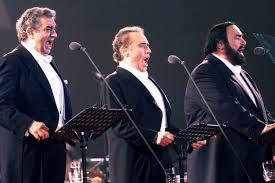 the three tenor