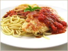 chicken parmesan picture