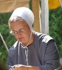 Amish Woman