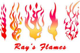 flame illustrator