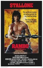 rambo movie posters