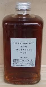 barrel whisky