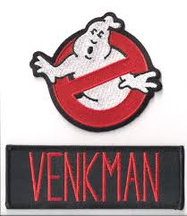 ghostbusters logo patch