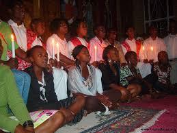africa christmas
