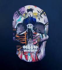 paintings of skulls