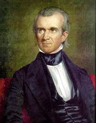 james k polk pictures