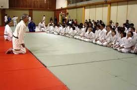 judo floor