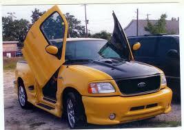 ford boss truck